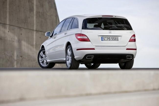 Минивен Mercedes-Benz R-class