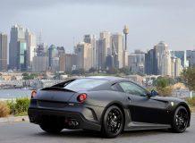 Фото Феррари 599 GTO