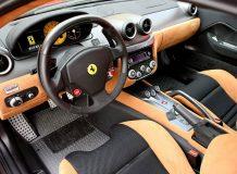 Салон Ferrari 599 GTO фото