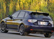 Subaru Impreza WRX STI фото