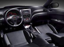 Фото салона Subaru Impreza WRX STi