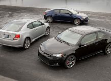 Купе Scion TC