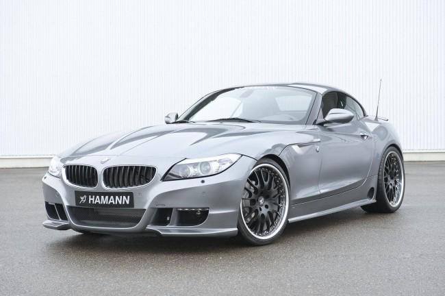 Тюнинговая BMW Z4 E89 от Hamann Motorsport