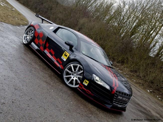Тюнеры из MTM могут сделать GT3-2 из обычной версии Audi R8