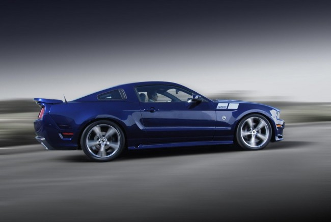 Джон Салин приурочил появление SMS 302 Mustang к 46-ой годовщине Мустанга