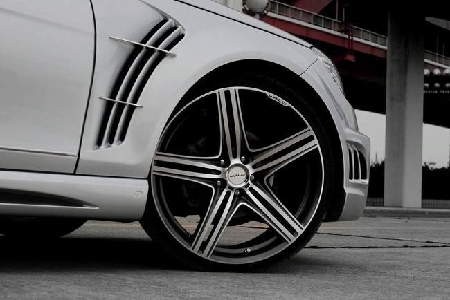 В тюнинге автомобилей важную роль играют стильные диски