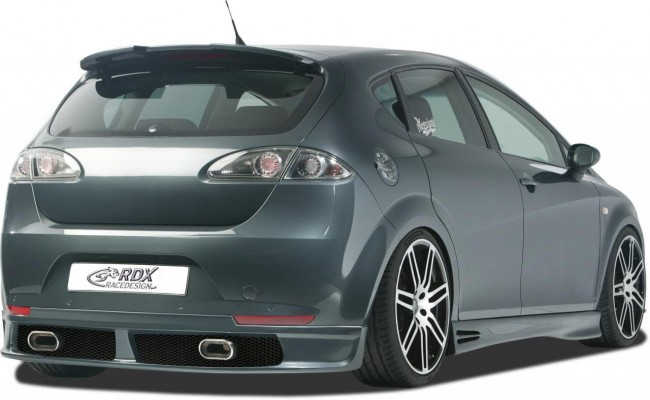 Seat Leon получил обвес от RDX Racedesign