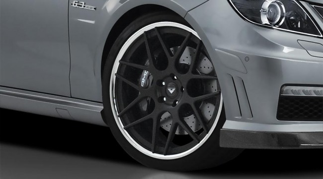 Аэродинамический обвес для Mercedes E63 AMG от Vorsteiner