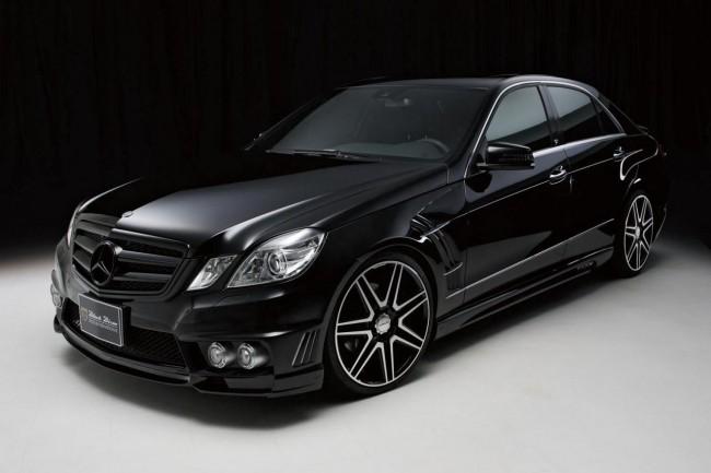 Ателье Wald предложило новые диски для Mercedes E-Class