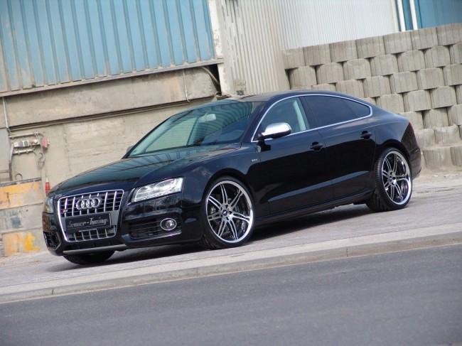 Audi S5 Sportback от ателье Senner - фото