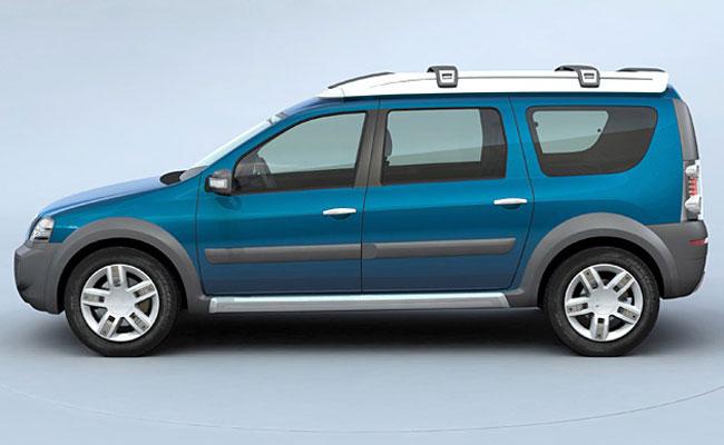 Основным конкурентом Lada 2171 Kombi в Германии станет Dacia Logan MPV