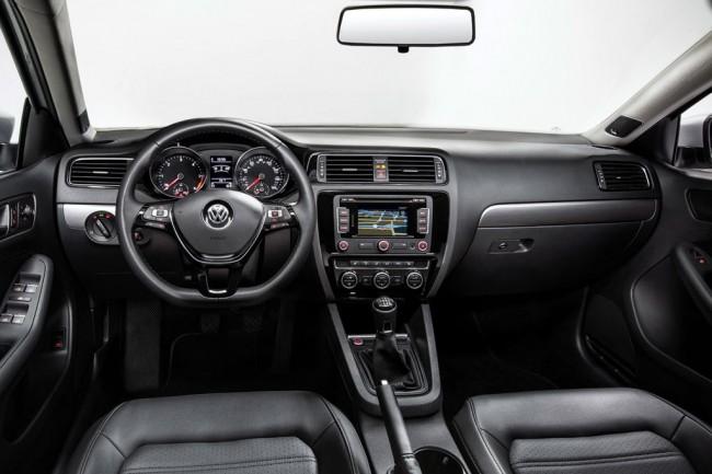 Салон Volkswagen Jetta 6