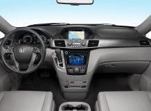 Салон Honda Odyssey Touring Elite