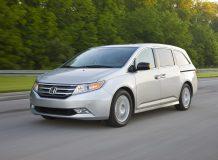 Фото Honda Odyssey (RL5) для США