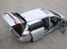 Новая Хонда Одиссей 4 поколения