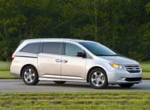 Фото Honda Odyssey RL5