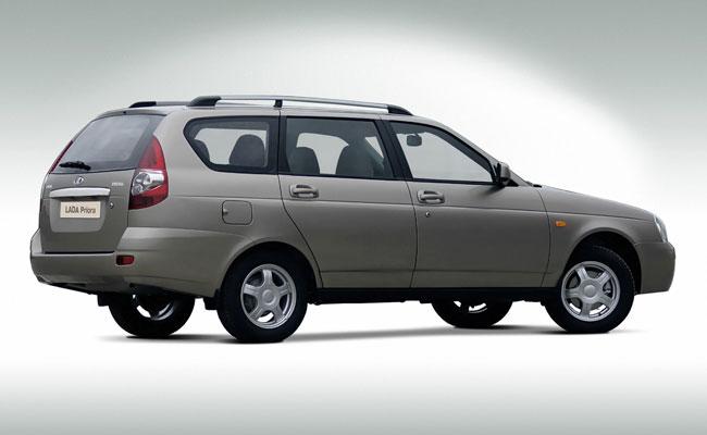 Лада Приора универсал будет продаваться в Германии как Lada 2171 Kombi
