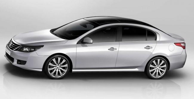 Премьера Renault Latitude состоится на автосалоне в Москве, а затем новинку представят в Париже