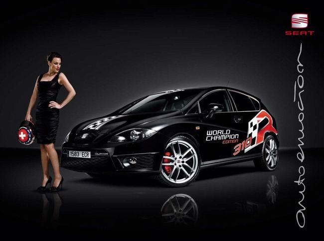SEAT Leon Cupra R310 World Champion Edition