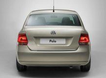 VW Polo sedan фото