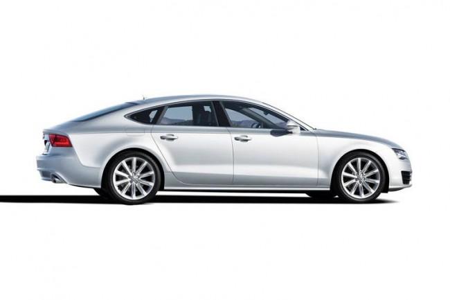 Мировой дебют новой Audi A7 2011 состоится на автосалоне в Москве