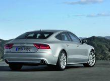 Фото новой Audi A7 Sportback