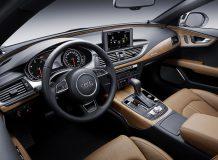 Фото салона Audi A7 Sportback
