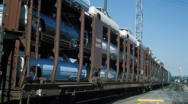 Доставка автомобилей железнодорожным транспортом