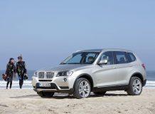 Фото BMW X3 2013