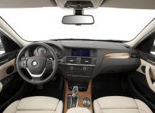 Фото салона BMW X3 F25