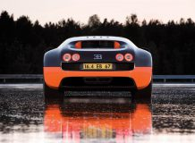 Суперкар Bugatti Veyron 16.4 Super Sport фото