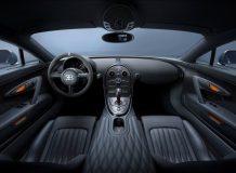 Салон Bugatti Veyron 16.4 SuperSport фото
