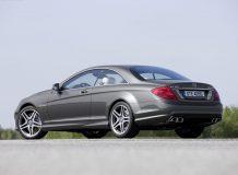 Фото Mercedes-Benz CL 63 AMG