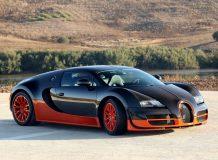 Bugatti Veyron SuperSport фото
