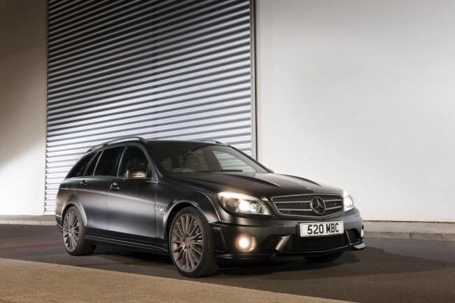 Эксклюзивные Mercedes C63 AMG DR 520 для Великобритании