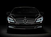 Mercedes-Benz CL-Class фото
