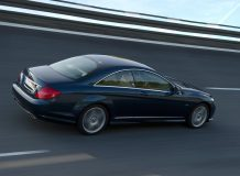 Mercedes CL W216 wallpapers HQ