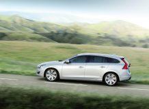 Volvo V60 фото