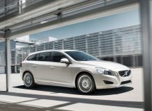Фото нового Volvo V60