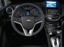 Фото салона Chevrolet Orlando