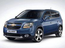 Chevrolet Orlando 2014 фото