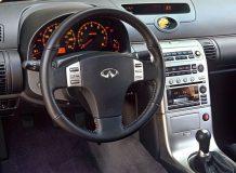 Салон Infiniti G35 Coupe