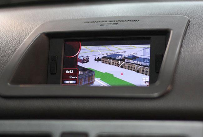 Через два года ГЛОНАСС может появиться на всех новых авто