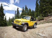 Фото нового Jeep Wrangler 2D