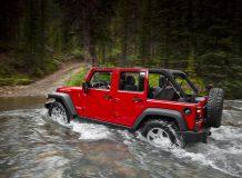 Jeep Wrangler Rubicon фото