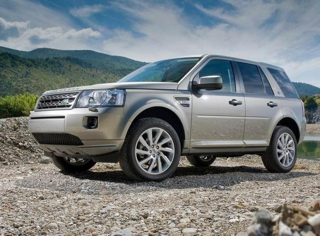 Обновленный Land Rover Freelander 2 2011