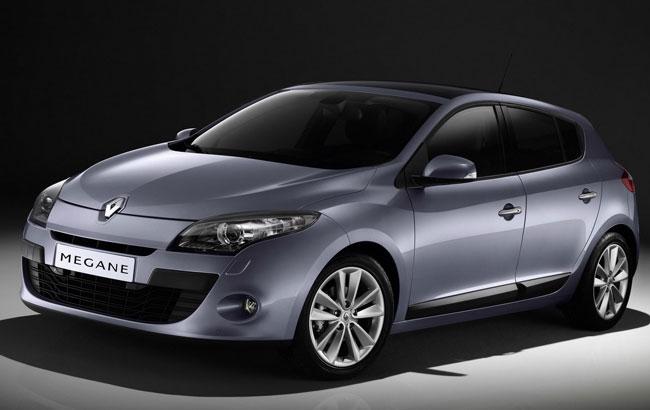 Покупка автомобиля Renault Megane