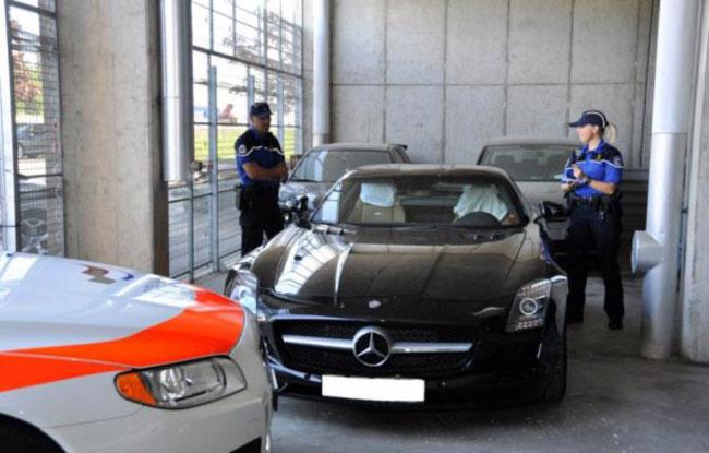 За превышение скорости водителю грозит штраф 30 млн. рублей