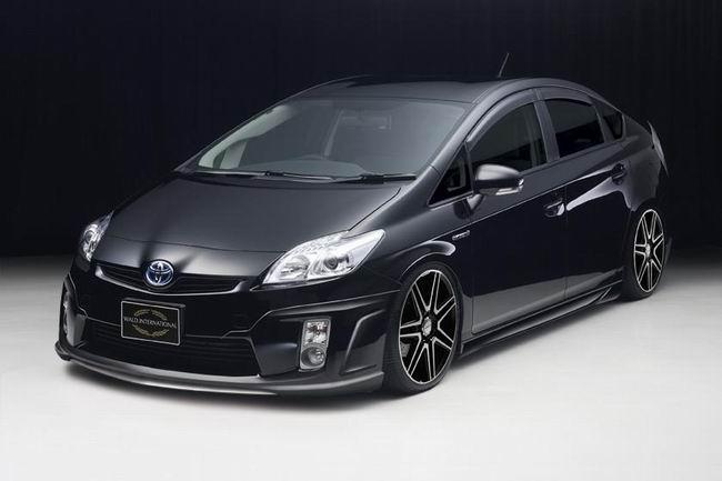 Гибрид Toyota Prius получит обвес от ателье Wald