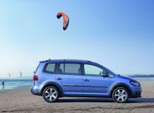 Volkswagen Cross Touran фото